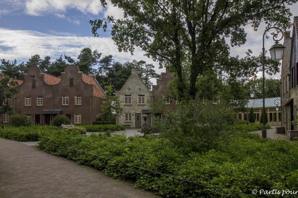 Village de vacances, Efteling Bosrijk, Pays-Bas
