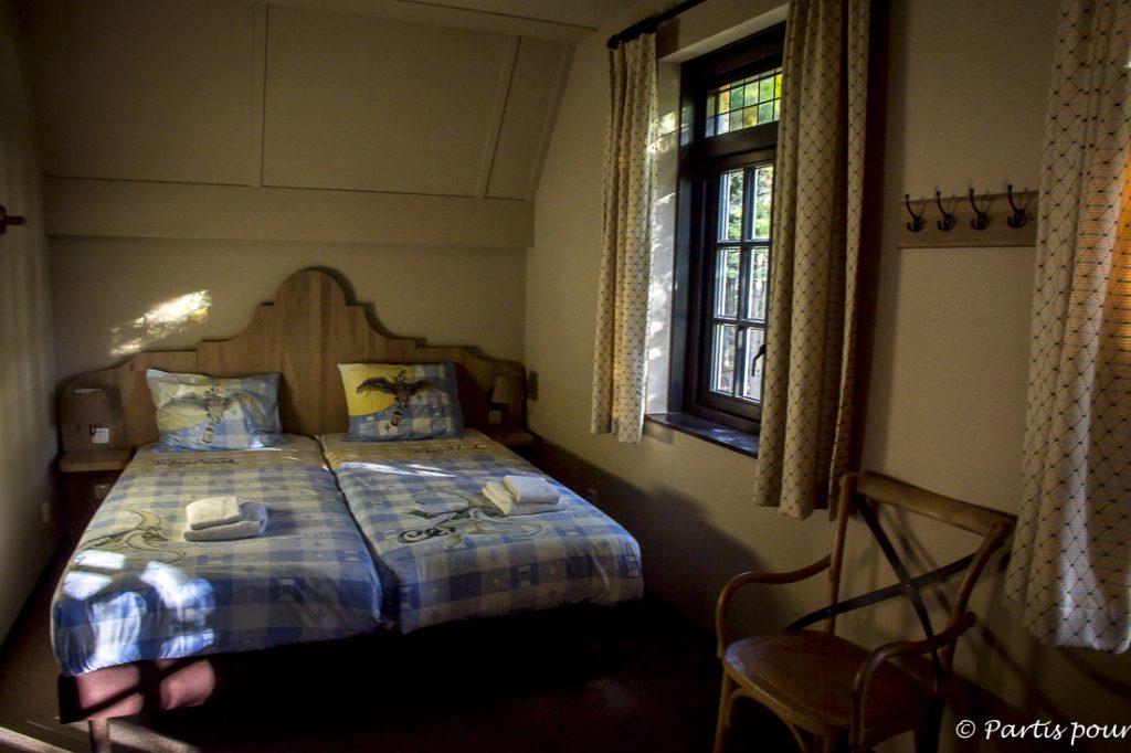 Chambre, Maison de village, Efteling Bosrijk, Pays-Bas