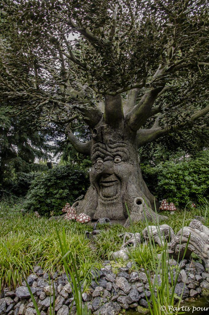 L'arbre à contes, Efteling, Pays-Bas
