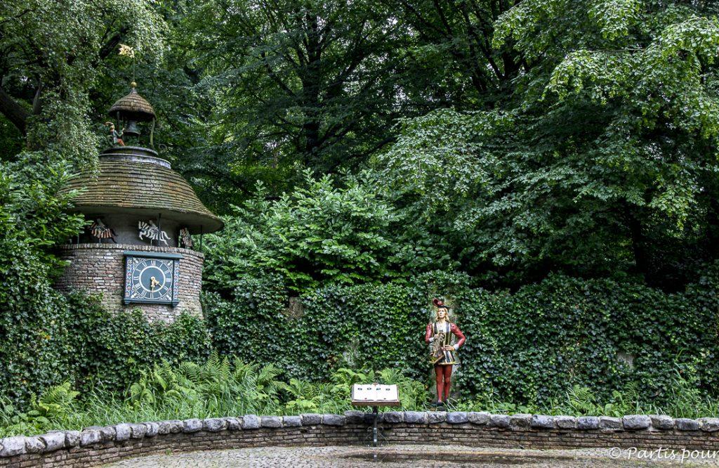 L'univers enchanté, le pays des contes, Efteling, Pays-Bas