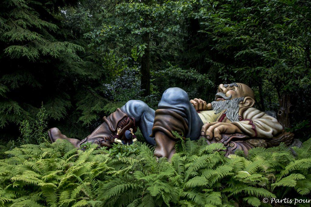 L'univers enchanté, le pays des contes, Le Petit Poucet, Efteling, Pays-Bas