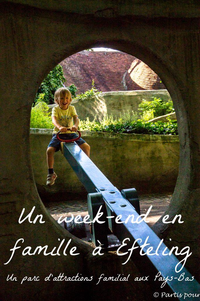 Un week-end en famille à Efteling, un parc d'attractions familial auxPays-Bas