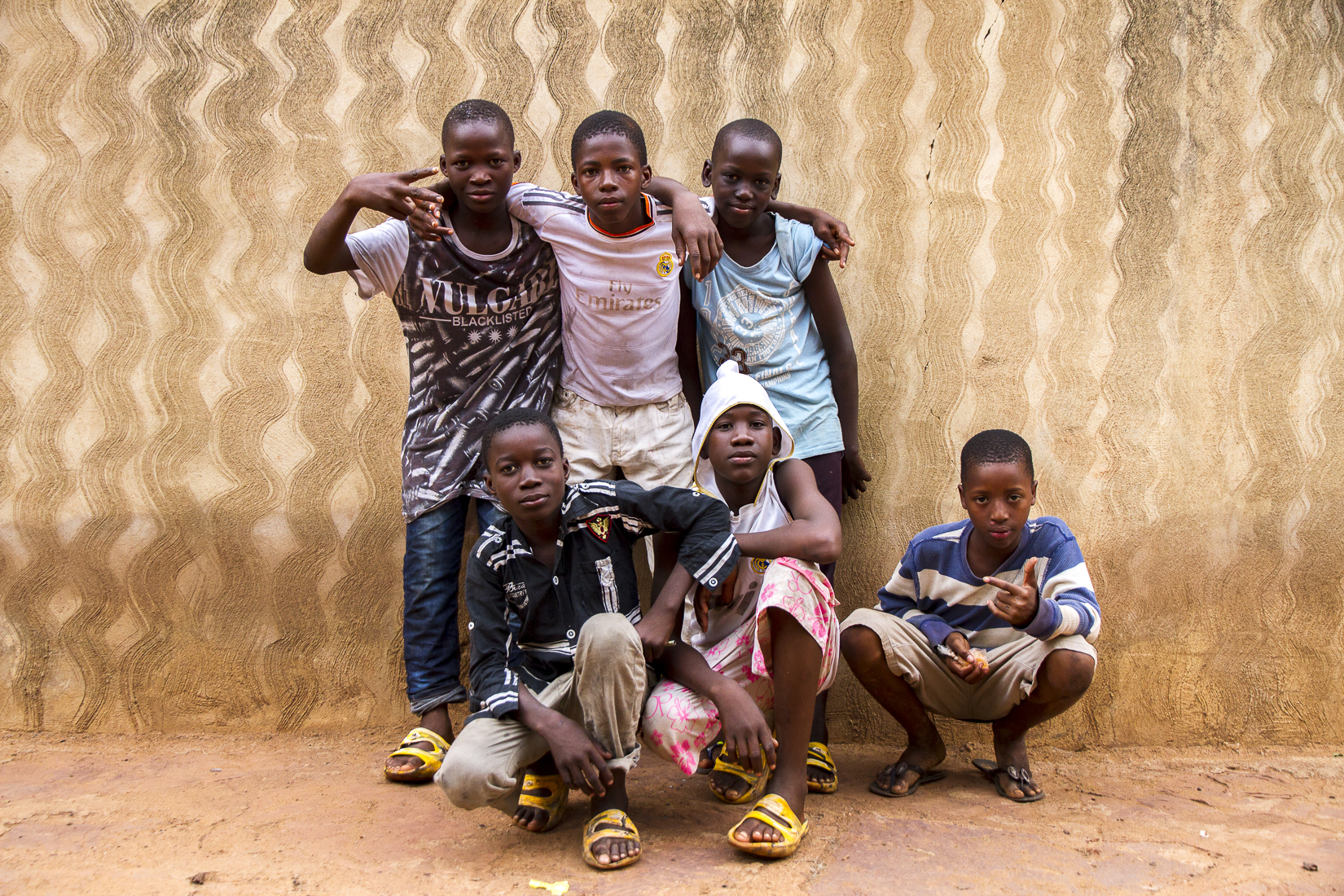 Poésie géographique à Bamako__ Chronique d'un départ, Joël et Laurence Schuermans