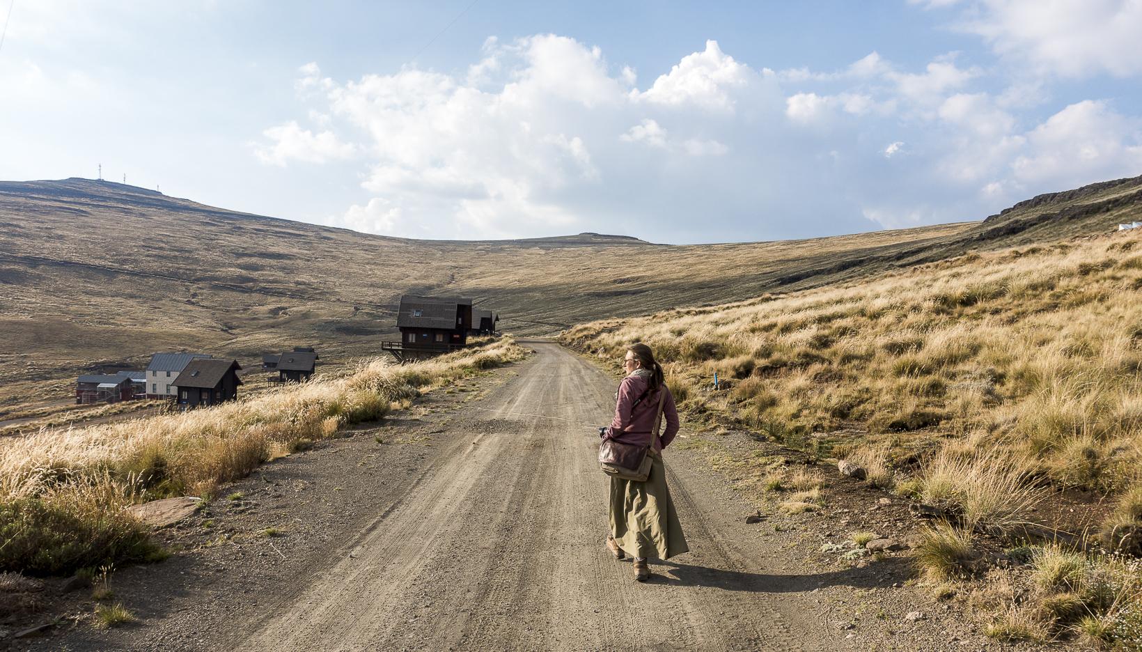 Parcourir les routes du Roof of Africa au Lesotho - 2017
