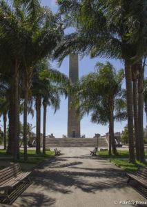 Le Monument aux Marins Italiens, Brindisi, Italie