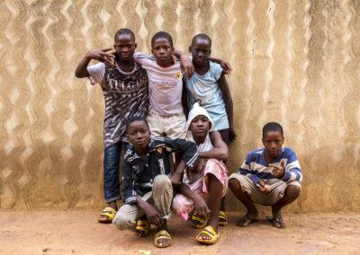 Les garçons de Bamako, Mali