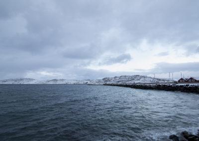 Les fjords de Bodo, Norvège