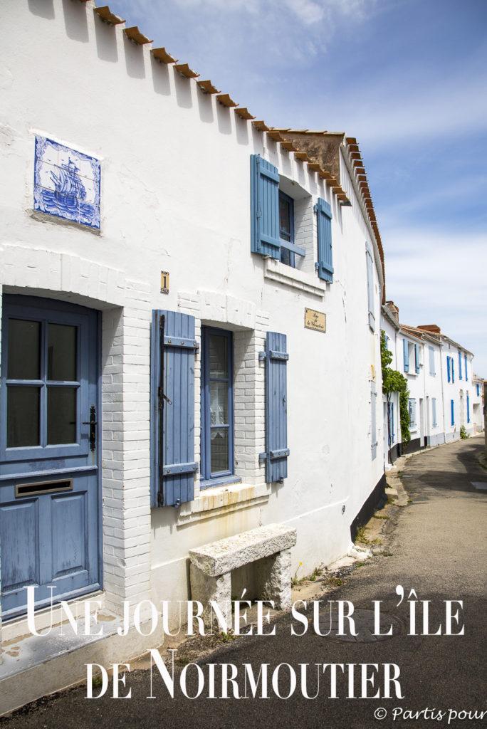 Une journée sur l'île de Noirmoutier : de Noirmoutier-en-l'Ile à Barbâtre et le passage du Gois. En camping à Brem-sur-Mer avec Vagues Océanes.