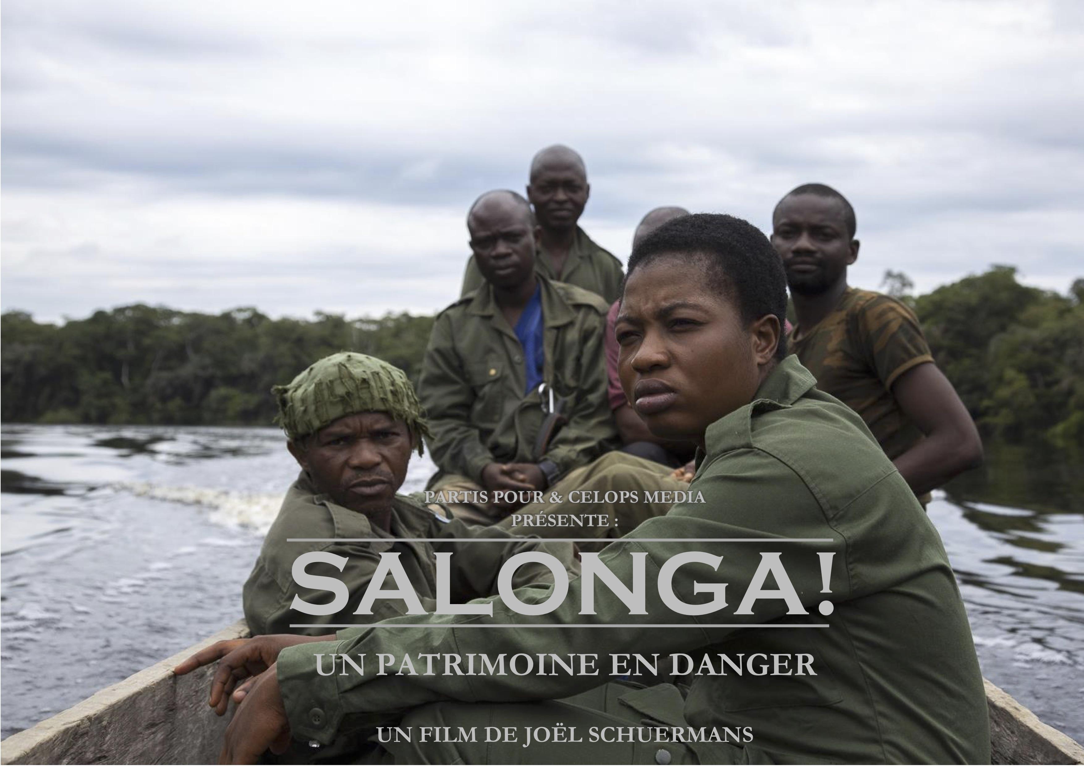 Salonga ! À la rencontre des éco-gardes de la Salonga, un film de Joël Schuermans