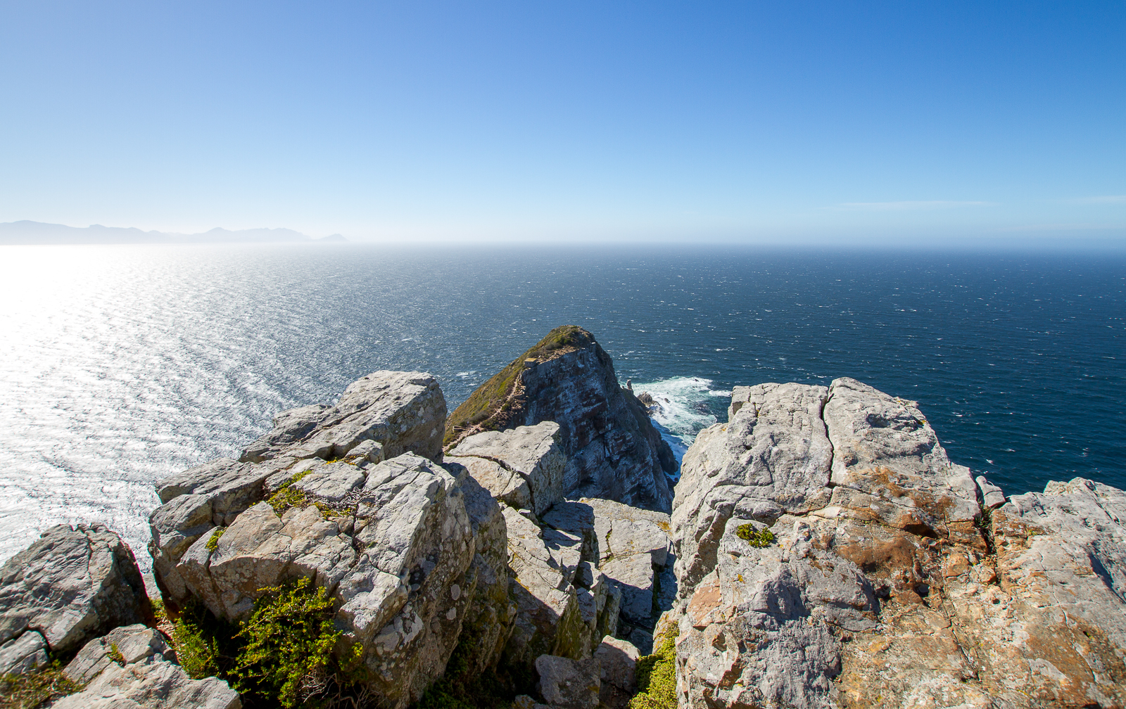 La Pointe du Cap, Cape of Good Hope, Afrique du Sud - Partis pour