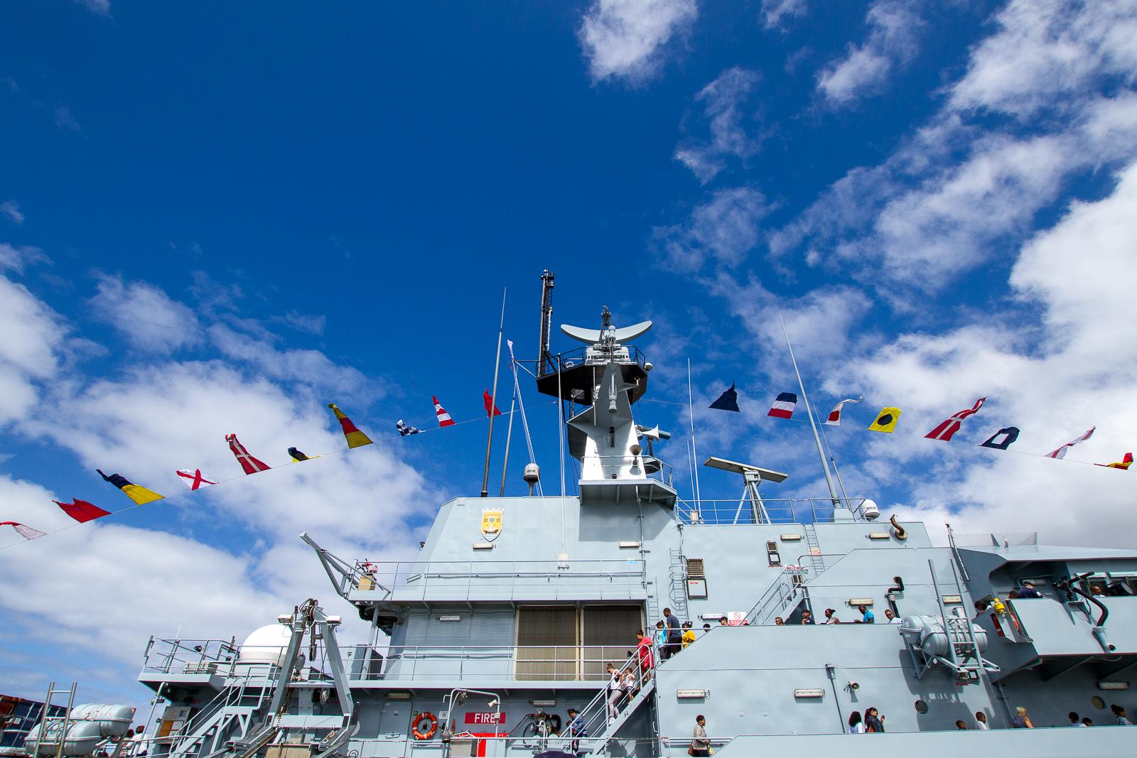 Base navale, Simon's Town, Afrique du Sud - Partis pour