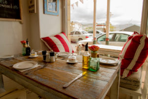 The Lighthouse Café, Simon's Town, Afrique du Sud - Partis pour