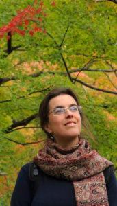 Florence Plissart auteure de Japonaises. Celles qui éclairent le ciel aux Editions Partis Pour